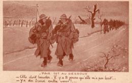 Militaria > Humoristiques Fourniret Par Moins 10° Au Dessous Elle Doit Bouder - Humoristiques