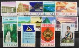 Santa Lucia 259/72 ** - St.Lucia (...-1978)