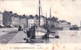 76 - Saint Valery En Caux -  Le Port - Saint Valery En Caux