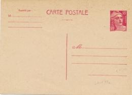ENTIER CP GANDON 18f NEUF Tarif Etranger - GAN P1a Cote 150 € - Postal Stamped Stationery