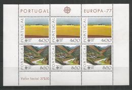 PORTUGAL - MNH - Europa-CEPT - Architecture - 1977 - 1977