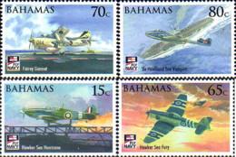 Ref. 235522 * NEW *  - BAHAMAS . 2009. CENTENARIO DE LAS AERONAVES BRITANICAS - Bahamas (1973-...)