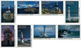 Ref. 50318 * NEW *  - BARBUDA . 1999. LIGHTHOUSES OF THE WORLD. FAROS DEL MUNDO - Antigua And Barbuda (1981-...)