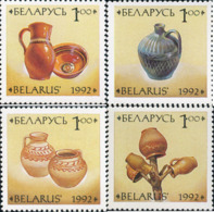 Ref. 119168 * NEW *  - BELARUS . 1992. CERAMICS. CERAMICA - Bielorrusia