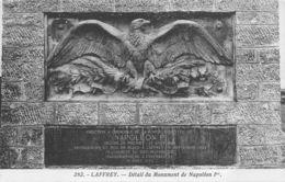 Laffrey (38) - Détail Du Monument De Napoléon - Laffrey
