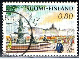 FINLANDE 258 // YVERT 750 // 1977 - Finlandia
