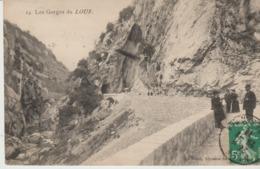C. P. - LES GORGES DU LOUP - 24 - ANIMÉE - L. NODET - Frankreich