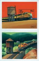 Ref. 77611 * NEW *  - BHUTAN . 1999. WORLD TRAINS. TRENES DEL MUNDO - Bhután