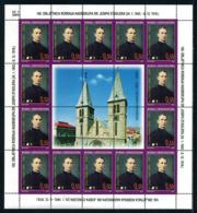 Ref. 126315 * NEW *  - BOSNIA-HERZEGOVINA. Croatian Adm. . 2003. 160th BIRTH ANNIVERSARY OF DR. JOSIP STADLER. 160 ANIVE - Bosnia And Herzegovina