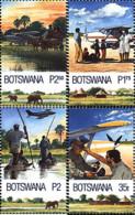Ref. 64058 * NEW *  - BOTSWANA . 2000. SERVICIO MEDICO POR AVION - Botswana (1966-...)