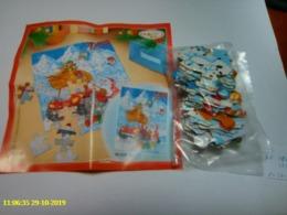 Ref 550 - Kinder Maxi - Puzzle TR-25N-10 + BPZ - Maxi (Kinder-)