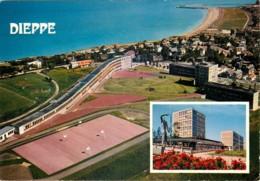DIEPPE Le Lycee Jehan Ango 19(scan Recto-verso) MC2473 - Dieppe