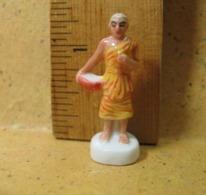 Fève Homme - Moine Bouddhiste - Inde - Landen
