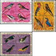 Ref. 595597 * NEW *  - BURUNDI . 1970. BIRDS. AVES - 1970-79: Neufs