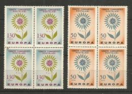 4x TURKEY - MNH - Europa-CEPT - Art - 1964 - 1964
