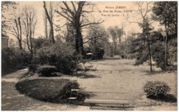 21 Maison JAMAIN 19 Rue Des Roses DIJON - Vue Du Jardin - Dijon