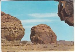 Hejaz Mountainscape , Saudi Arabia - Arabia Saudita