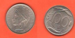 100 Lire 1993 Varianti TESTA Piccola Repubblica Italiana - Other