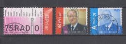 COB 3415 / 3417 Oblitération Centrale - Used Stamps
