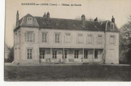 DAMMARIE SUR LOING  -  Châreau Des Gevrils - France