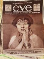 EVE /BETTY SPELL /MAURICE CHEVALIER /ANITA CONTI - 1900 - 1949