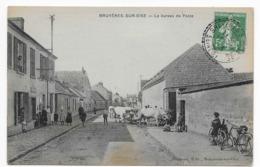 BRUYERES SUR OISE - Le Bureau De Poste - France