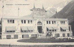 74 CHAMONIX MONT BLANC CASINO MUNICIPAL - Chamonix-Mont-Blanc