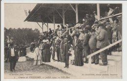 FRANCE / CPA / VENDOME / 11 JUILLET 1909 / COURSES - Vendome