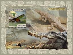 Mozambique 2007 MNH - Crocodiles. Sc 1799, YT 159, Mi 2990/BL221 - Mozambique