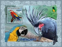 Mozambique 2007 MNH - Parrots. Sc 1790, YT 171, Mi 3031/BL226 - Mozambique