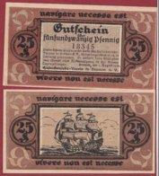 Allemagne 1 Notgeld 25 Pfenning Stadt Bremen  (RARE) Dans L 'état Lot N °5004 - [ 3] 1918-1933 : República De Weimar