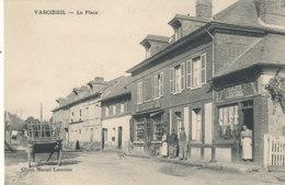A P 308 - C P A -  VASCOEUIL    (27)     La Place - France