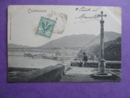 CPA ITALIE CASTELLAMARE - Castellammare Di Stabia