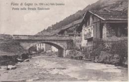 Ponte Di Cegno  - Valle Camonica - Ponte Sulla Strada Mazionale - Ohne Zuordnung