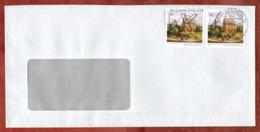 Brief, Kloster Lorsch Sk, MS Europawahl Briefzentrum 25, 2014 (81301) - Covers & Documents