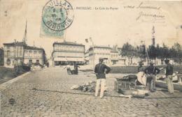 CPA 33 Gironde Pauillac (Médoc) La Cale Du Peyrat - Pauillac
