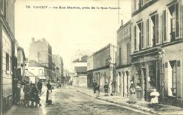 92  CLICHY - LA RUE MARTRE, PRES DE LA RUE COUSIN (ref 6668) - Clichy