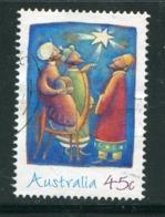 AUSTRALIE- Y&T N°1285- Oblitéré (Noël) - 1990-99 Elizabeth II