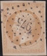 France         .    Yvert       .        13B         .       Oblitéré - 1853-1860 Napoléon III