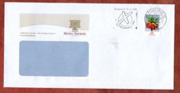 Brief, Kaiserkrone Sk, MS Europawahl Briefzentrum 75, 2014 (81306) - Covers & Documents