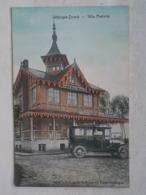 1908 CP Colorisée Uitbergen-Donck Villa Pretoria N° 14230 Belle Automobile Ancienne Edit De Regge - Berlare