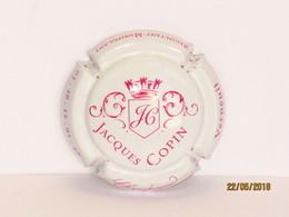 Capsules Ou Plaques De Muselet CHAMPAGNE JACQUES COPIN - Champagne