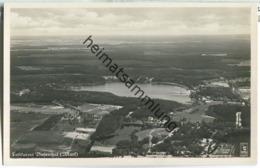 Biesenthal - Fliegeraufnahme - Foto-Ansichtskarte - Verlag Klinke & Co. Berlin 30er Jahre - Biesenthal
