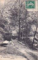 23- BOURGANEUF (CREUSE) - Les Gorges Du Verger - L'ECLUSE- Timbrée-Ecrite- - Bourganeuf
