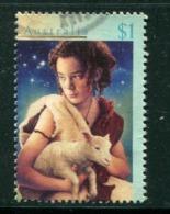 AUSTRALIE- Y&T N°1544- Oblitéré (Noël) - 1990-99 Elizabeth II