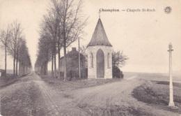 Champion Chapelle St-Roch - Belgique