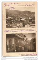 GUERRE 14-18 ..-- MONASTIR ..-- SERBIE ..-- Au Marché . 1918 Vers France . Voir Verso . - Serbie