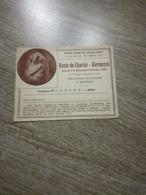 Vente De Charite Kermesse1946 Notre Dame Du Sacre Coeur Le Mas Rillier Par Miribel (ain )en L Etat Sur Les Photos - Images Religieuses