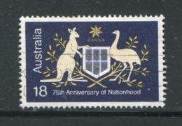 AUSTRALIE- Y&T N°582- Oblitéré - Gebraucht