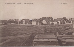 CPA Chalon-sur-Saône - Cité Saint-Gobain - Chalon Sur Saone